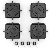 Газовая варочная панель Thor TGH 60 4G AI AL CI White -