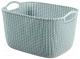 Корзина Curver Knit L 03670-X60-00 / 226380 (синий) -