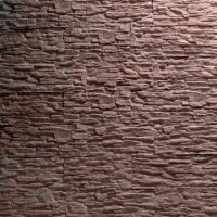 Декоративный камень Royal Legend Сланец серо-коричневый 01-680 (360x85x10-15) -