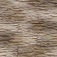 Декоративный камень Royal Legend Сланец бежевый с коричневым 01-205 (360x85x10-15) -