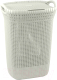 Корзина для белья Curver Knit 03676-X64-00 / 228391 (белый) -