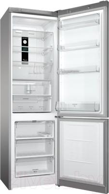 Холодильник с морозильником Hotpoint-Ariston HF 9201 X RO