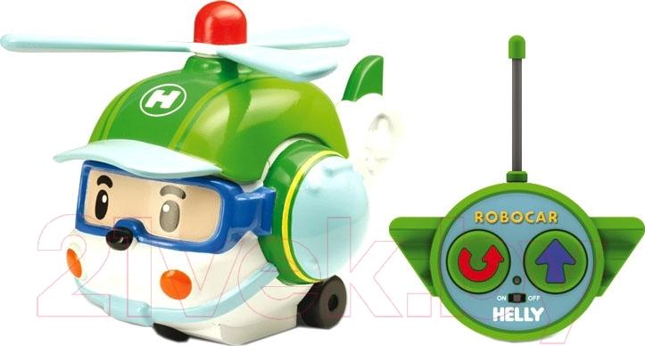 Купить Радиоуправляемая игрушка Robocar Poli, Хэли / 83193, Китай, пластик