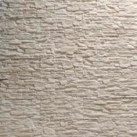 Декоративный камень Royal Legend Сланец белый 01-010 (360x85x10-15) -