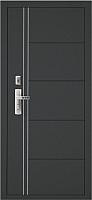 Входная дверь Форпост 128-S Венге (86x205, правая) -