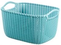 Корзина Curver Knit S 03674-X60-00 / 226392 (синий) -
