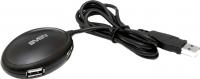 USB-хаб Sven HB-401 (черный) -