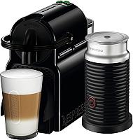 Капсульная кофеварка DeLonghi Inissia Black (Aeroccino) (EN 80.BAE) -