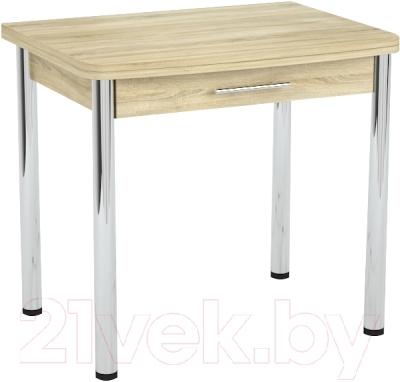 Обеденный стол Millwood Алтай-03 Комфорт (дуб сонома)
