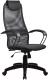 Кресло офисное Metta BP-8PL (серый) -