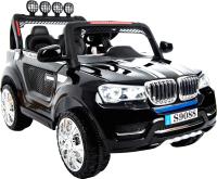 Детский автомобиль Sundays BMW Offroad / BJS9088 (черный) -