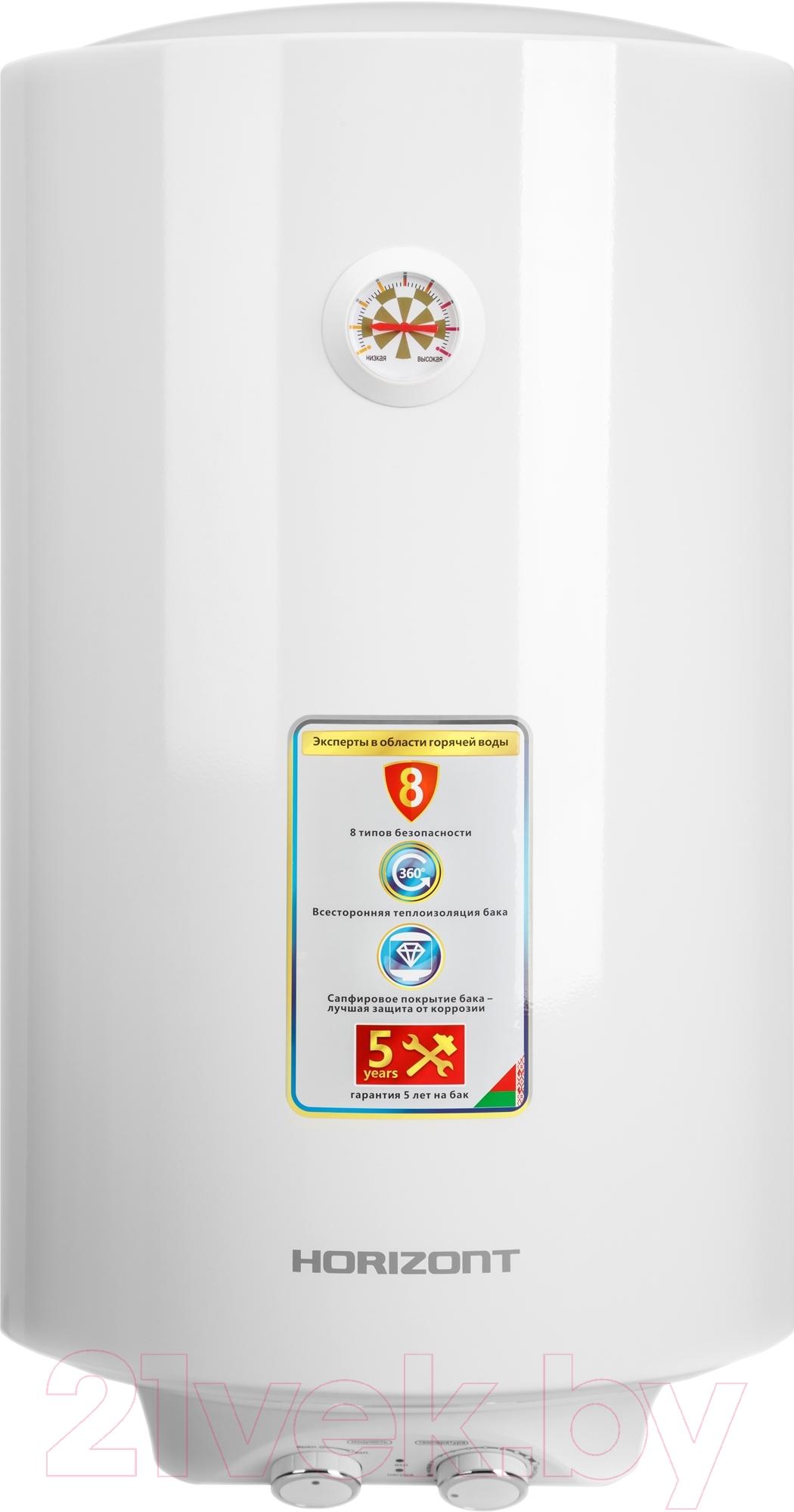 Купить Накопительный водонагреватель Horizont, 100EWS-15MZ, Беларусь