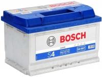 Автомобильный аккумулятор Bosch S4 007 572 409 068 / 0092S40070 (72 А/ч) -