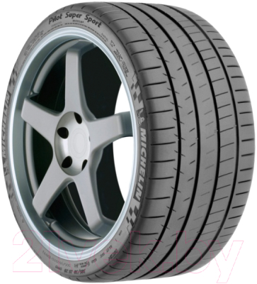 Летняя шина Michelin Pilot Super Sport 245/35R20 95Y