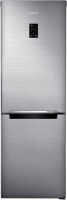 Холодильник с морозильником Samsung RB30J3200SS -