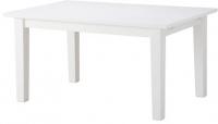 Обеденный стол Ikea Стурнэс 002.832.02 (белый) -