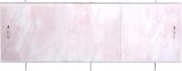 Экран для ванны Oda Универсал 1.70 (светло-розовый мрамор) -