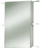 Шкаф с зеркалом для ванной Акваль София 60 R / ES.04.60.00.N -