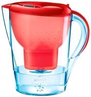 Фильтр питьевой воды Brita Marella XL Cal (красный) -