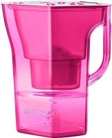 Фильтр питьевой воды Brita Navelia Мемо (розовый) -
