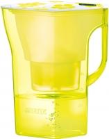 Фильтр питьевой воды Brita Navelia Мемо (желтый) -