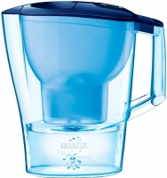 Фильтр питьевой воды Brita Алуна XL Cal (синий) -