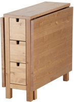 Стол-книга Ikea Норден 402.522.46 (морилка антик) -