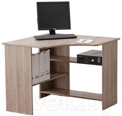 Ikea тодален 40256032 серо коричневый компьютерный стол купить в