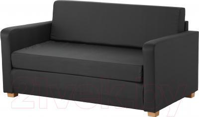Ikea сольста 60119096 темно серый диван купить в минске