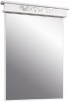 Зеркало для ванной Bliss Амелия / 0455.6 (серебро) -