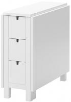 Стол-книга Ikea Норден 902.522.44 (белый) -