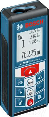 Лазерный дальномер Bosch GLM 80 (0.601.072.301) - общий вид