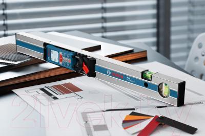 Лазерный дальномер Bosch GLM 80 (0.601.072.301) - в работе