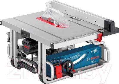 Профессиональная дисковая пила Bosch GTS 10 J Professional (0.601.B30.500) - общий вид