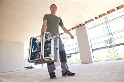 Профессиональная дисковая пила Bosch GTS 10 J Professional (0.601.B30.500) - в работе