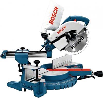 Профессиональная дисковая пила Bosch GCM 10 S (0.601.B20.508) - общий вид