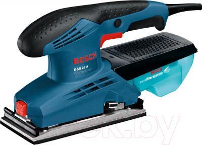 Профессиональная виброшлифмашина Bosch GSS 23 A Professional (0.601.070.400) - общий вид