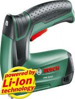 Аккумуляторный степлер Bosch PTK 3.6 Li (0.603.968.120) -