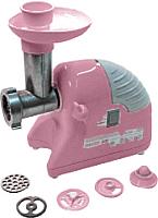 Мясорубка электрическая БЕЛВАР КЭМ-П2У-202-01 (розовый) -