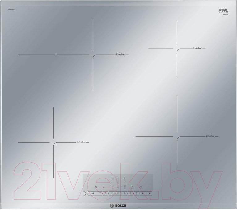 Купить Индукционная варочная панель Bosch, PIF679FB1E, Испания