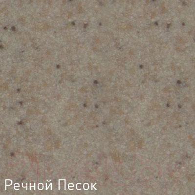 Мойка кухонная Zigmund & Shtain Kreis OV 770D (речной песок)