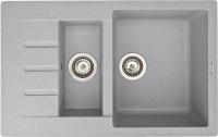 Мойка кухонная Zigmund & Shtain Rechteck 775.2 (млечный путь) -