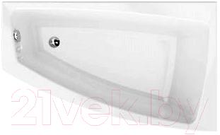 Ванна акриловая Cersanit Lorena 140x85 R (S301-081)