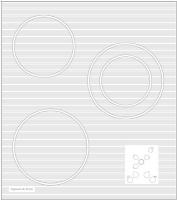 Электрическая варочная панель Zigmund & Shtain CNS 249.45 WX -