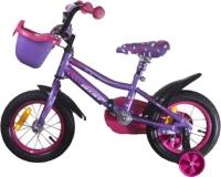 Детский велосипед AIST Wiki 16 (фиолетовый) -