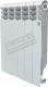 Радиатор алюминиевый Royal Thermo Revolution 500 (2 секции) -