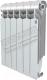 Радиатор алюминиевый Royal Thermo Indigo 500 (2 секции) -