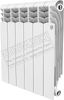 Радиатор биметаллический Royal Thermo Revolution Bimetall 350 (5 секций) -