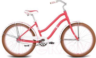 Велосипед Le Grand Sanibel 1 2016 (17, малиновый)