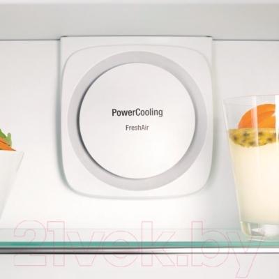 Холодильник с морозильником Liebherr CN 3915